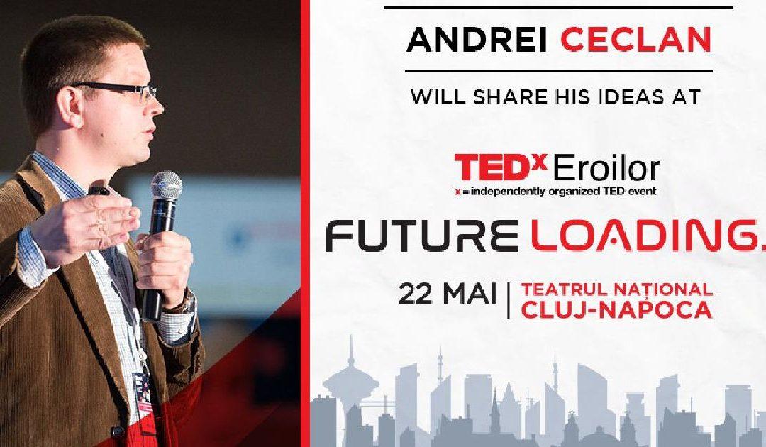 Cum reducem amprenta de carbon a orasului? TEDxEroilor – FUTURE LOADING