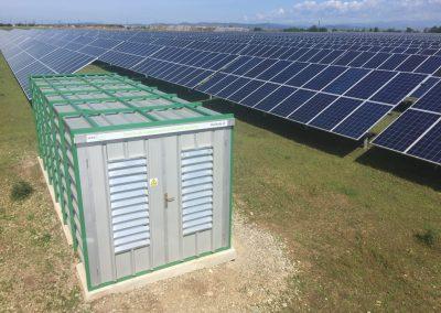 Compensarea energiei reactive – parc fotovoltaic