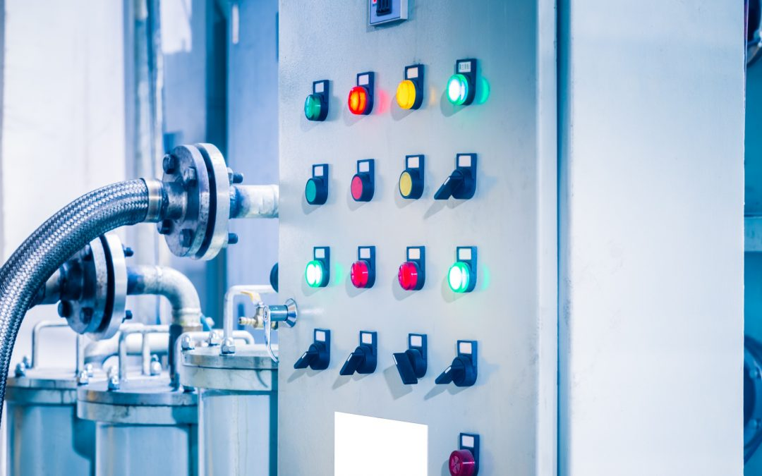 Energy monitoring system for pharmaceutical industry