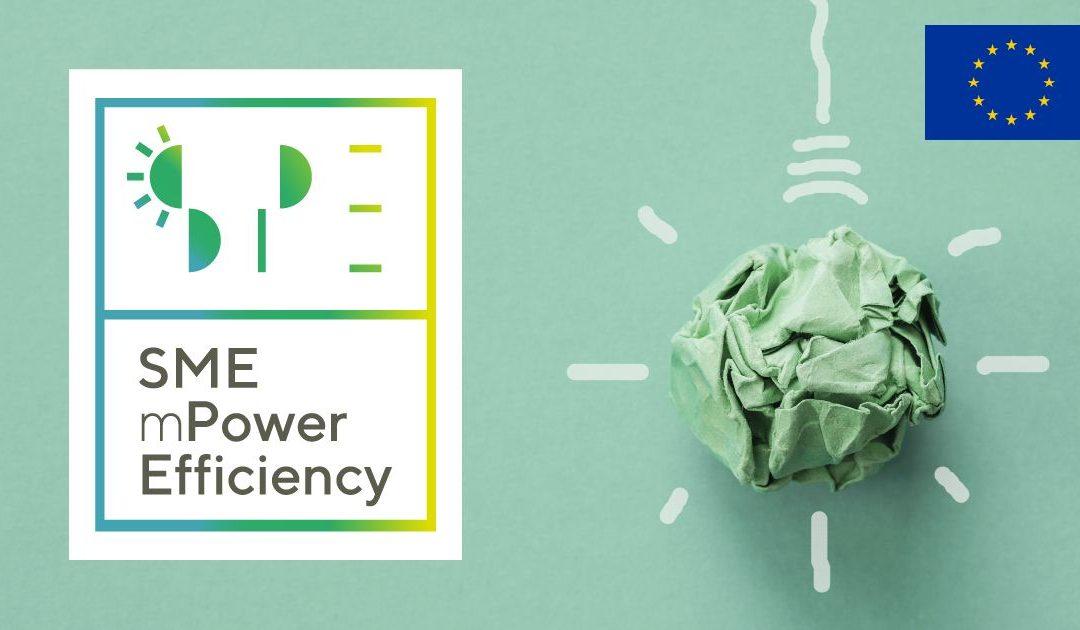 SMEmPower Efficiency – Un nou proiect european pentru imbunatatirea eficientei energetice in IMM-uri