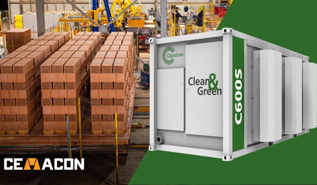 Servelect incepe implementarea centralei de cogenerare la Cemacon pentru cresterea eficientei energetice