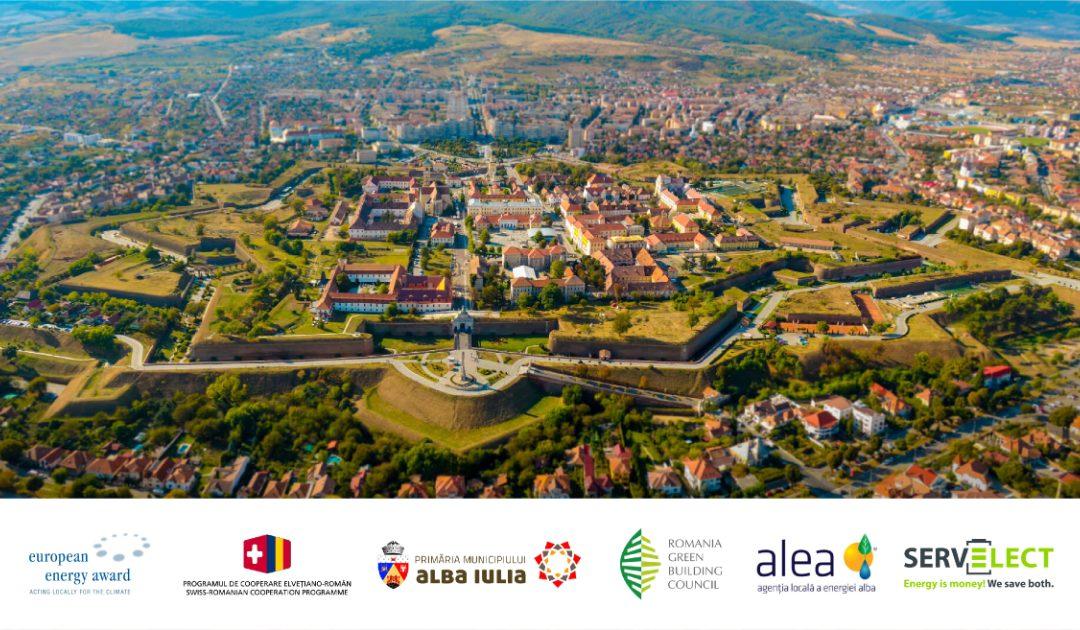 "Alba Iulia primeste titlul de ""Comunitate sustenabila"" – European Energy Award"